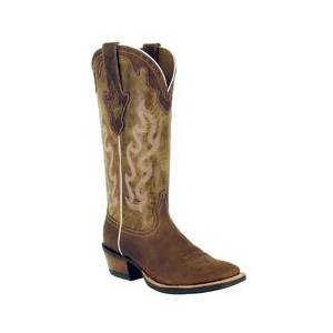 Ariat Ladies Weathered Crossfire Caliente Western Boots