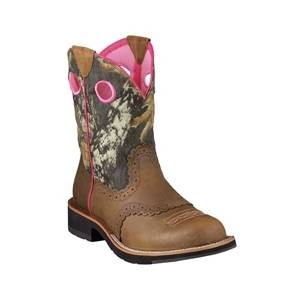 Ariat Ladies Fatbaby Cowgirl Boots