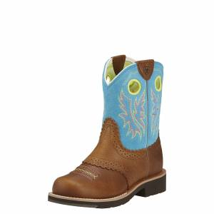 Ariat Kids Fatbaby Cowgirl Western Boots