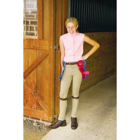 TuffRider Childrens Cotton Pull On Tall Jodhpurs