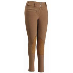 TuffRider Wide Waistband Riding Breeches - Ladies, Low Rise