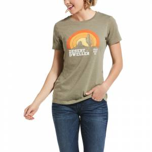 Ariat Ladies Desert Dweller Short Sleeve T-Shirt