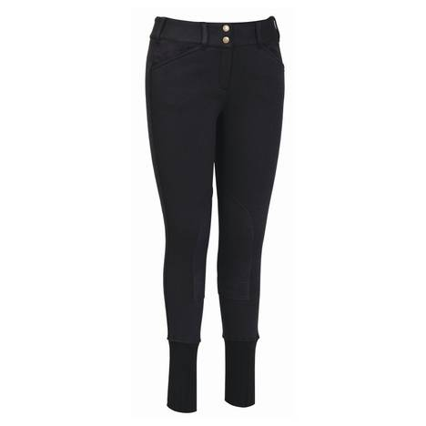 TuffRider Ladies Unifleece Front Zip Riding Breeches
