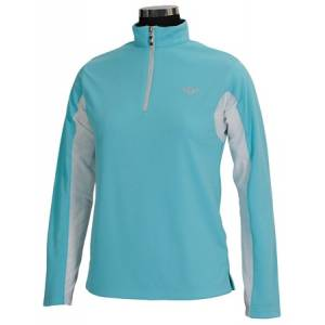 Tuffirder Ventilated Tech Shirt - Kids, Long Sleeve
