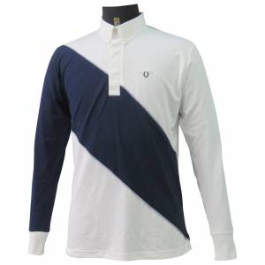 Tuffrider Danvers Long Sleeve Show Shirt - Mens