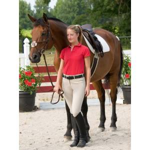 M. Toulouse Pro Cotton Knee Patch Breeches - Ladies
