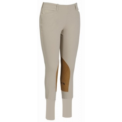 Equine Couture Ladies Champion Side Zip Euroseat Riding Breech