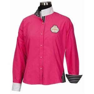 Equine Couture Ladies Paxton Show Shirt