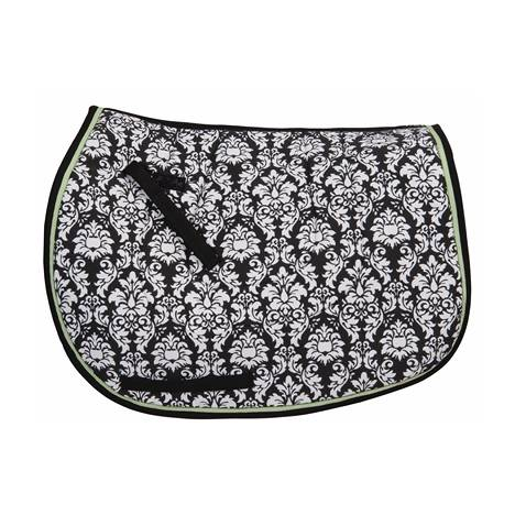 Equine Couture Damask Dressage Pad