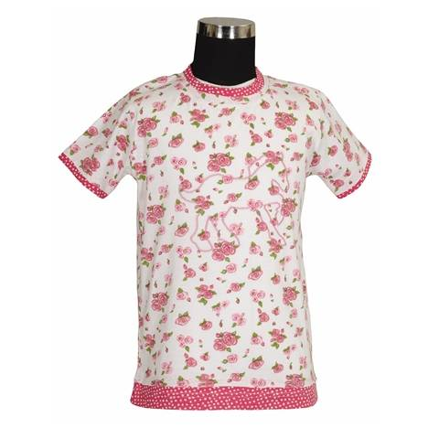 Equine Couture Kids Bindia Tissue Tee