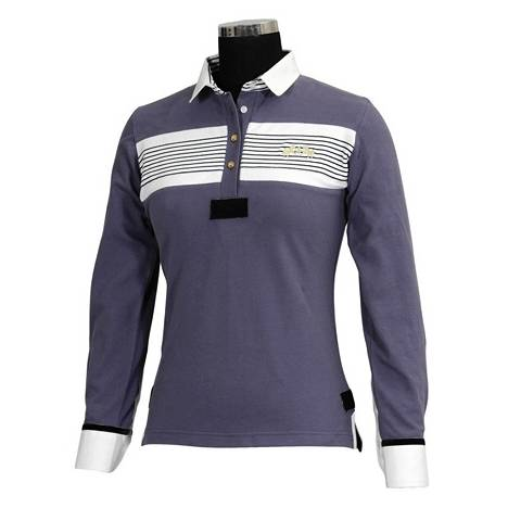 Equine Couture Ladies Brentwood Long Sleeve Sport Shirt