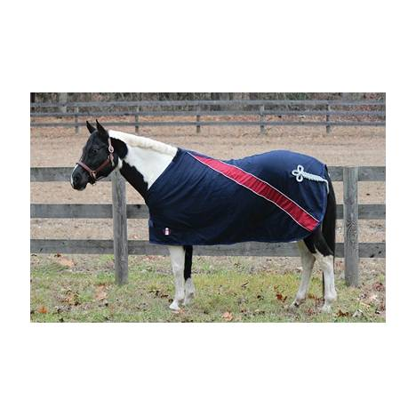 Equine Couture Regal Horse Dress Sheet with Ornament