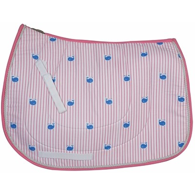 Equine Couture Stripe Pony Saddle Pad