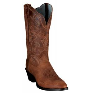 Ariat Heritage Round Toe - Ladies - Russet Rebel