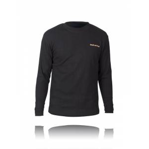Back On Track Long Sleeved Shirt - cotton/polyester