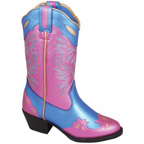 Smoky Mountain Lila Boots - Toddler - Pink/Blue