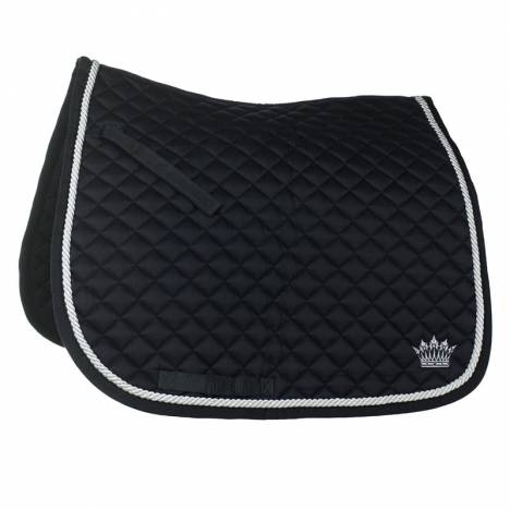 HZ Silver Cord Dressage Saddle Pad