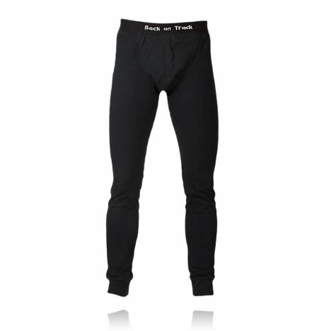 Back On Track Men's Long Johns - Cotton/Polyester - 2 Pack
