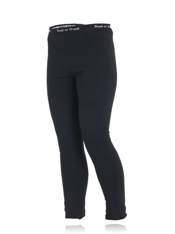 Back On Track Women's Long Johns Cotton/Polyester - 2 Pack