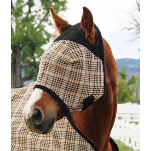 Colorado Saddlery 1000D Pvc Fly Mask Without Ear