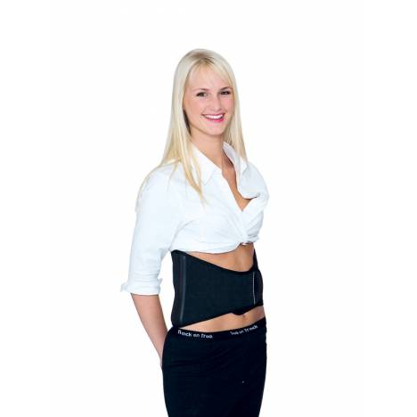 Back on Track Unisex Therapy Back Brace with Narrow Front