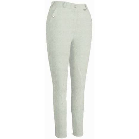 1824 Tuffrider Ladies Plus Size Full Seat Serengeti Riding Breeches