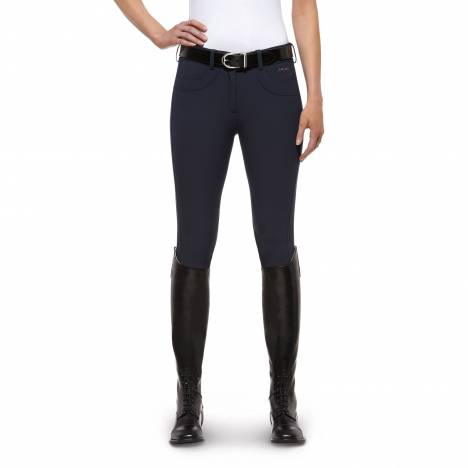 Ariat Olympia Breeches - Ladies, Euro Seat, Navy