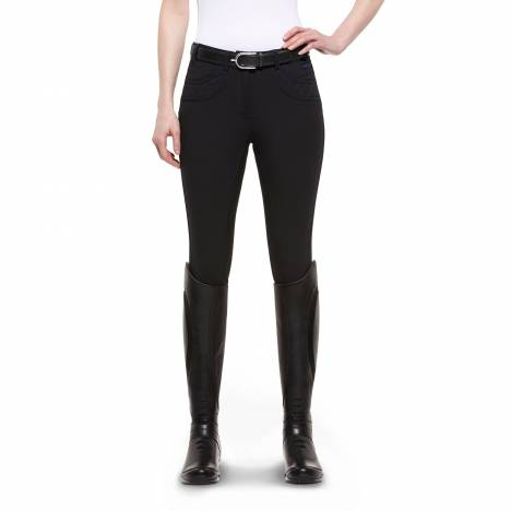 Ariat Marquis Breeches - Ladies, Full Seat, Black