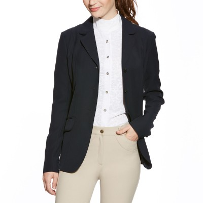 Ariat Heritage Show Coat - Ladies, Navy