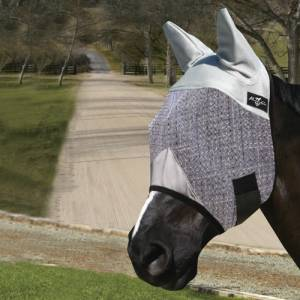 Professionals Choice Fly Mask with  Ears