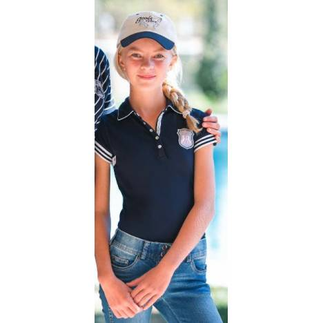Goode Rider Authentic Polo - Girls