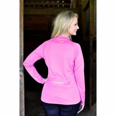 NoZone Ladies Long Sleeve Sportif Shirt