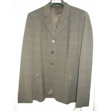 Tailored Sportsman Show Coat