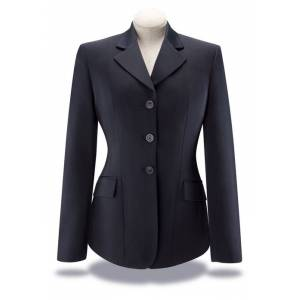 RJ Classics Xtreme Softshell Show Coat - Ladies, Navy