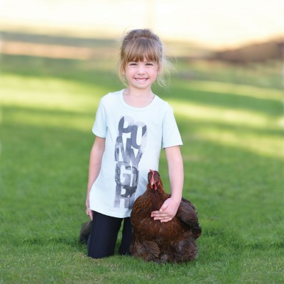 Irideon PONY GIRL Tee - Kids