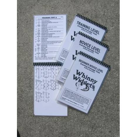 Whinny Widgets 2010 Beginner Novice Level Event Test Book