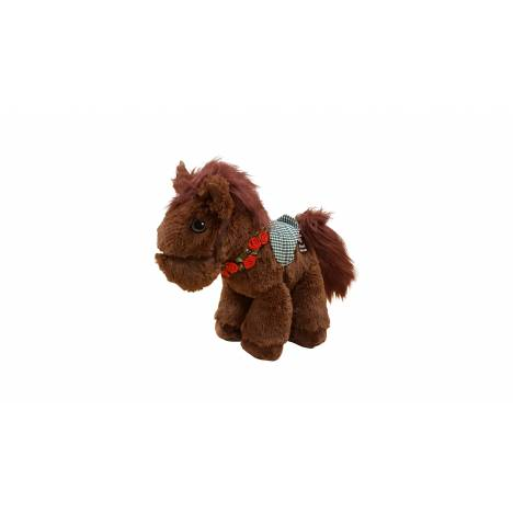 Piccoli Classic Red Velvet Chestnut Race Horse - Find Out the Horse's Name & Download Mobile App