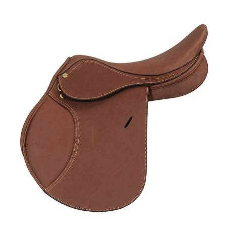 Henri De Rivel Advantage Close Contact Grip Saddle - Foam