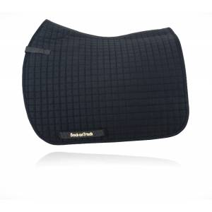 Back On Track Dressage Saddle Pad, Double Pack