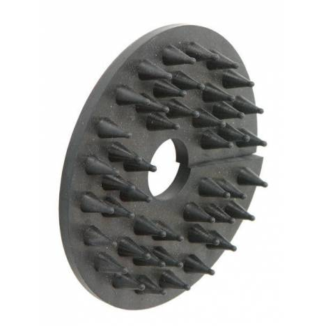 EquiRoyal Rubber Bit Burr