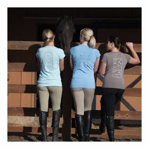 Irideon Ladies On Course Dressage Tee
