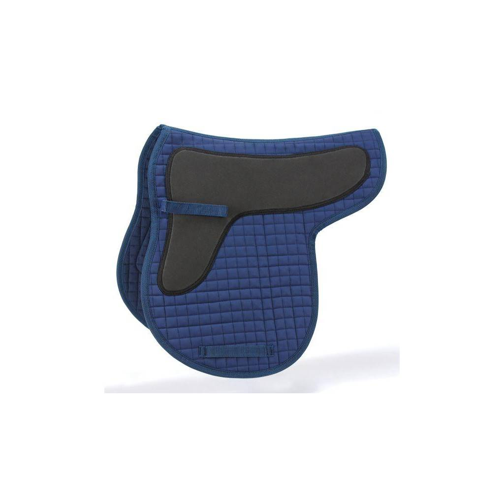 EquiRoyal Quilted Cotton Saddle Pad