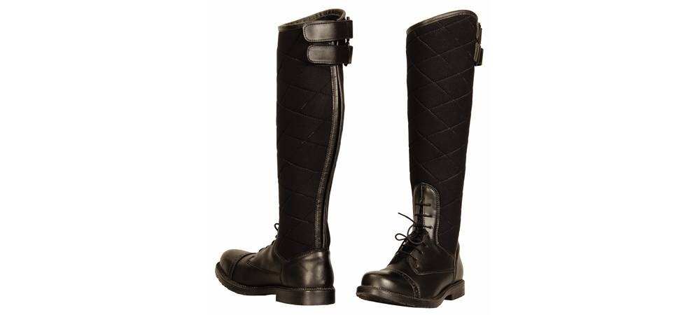 Tuffrider Alpine Quilted Winter Field Boot