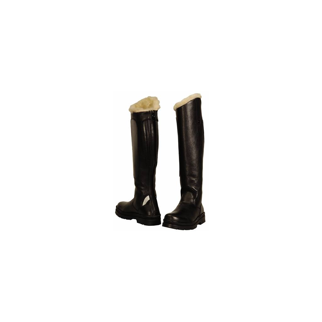 TuffRider Ladies Synthetic Tundra Fleece Lined Tall Boots