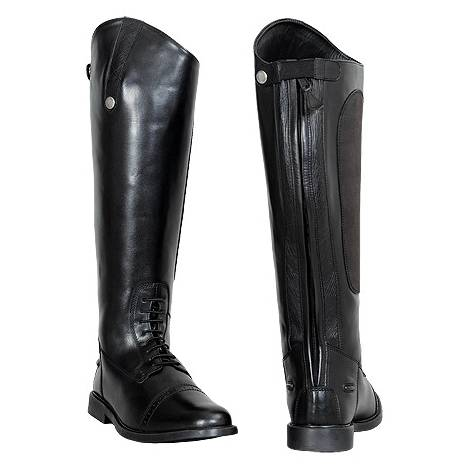 TuffRider Plus Size Field Boots - Ladies