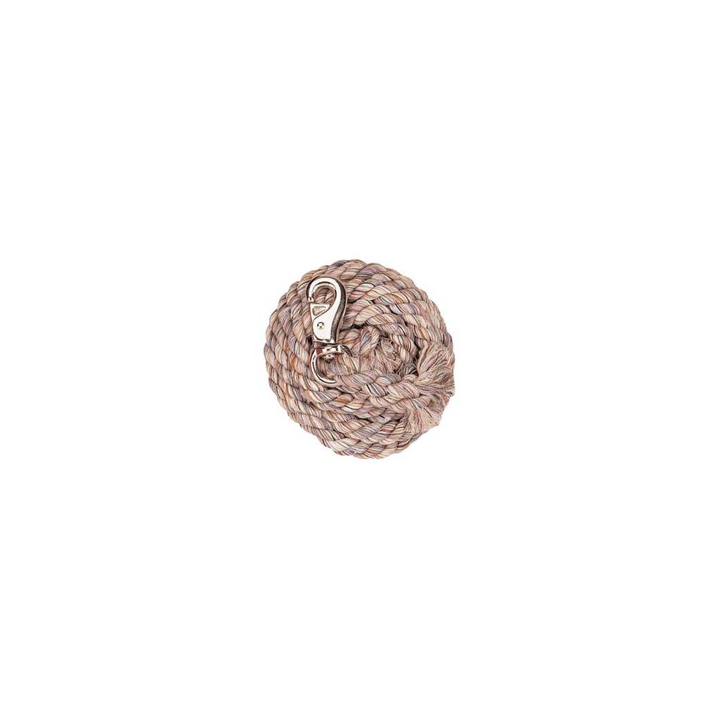 Weaver Multi-Colored Cotton Lead Rope with Bull Snap