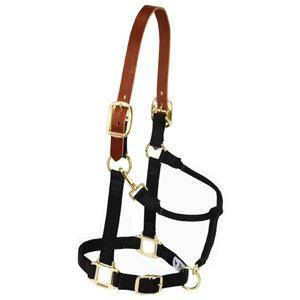 Weaver Pony Breakaway Halter with Adjustable Chin