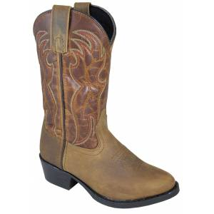 Smoky Mountain Tonto Boots - Children's - Brown