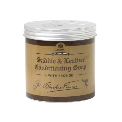Brecknell Turner Saddle Soap by Carr & Day & Martin