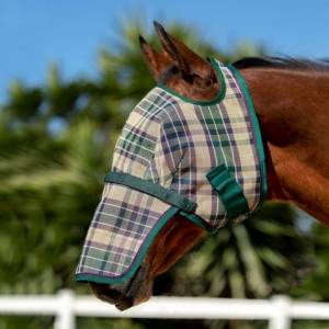 Kensington Signature Fly Mask with Removable Nose